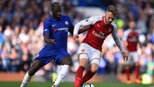 Wenger not surprised by Arsenal's improvement
