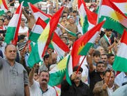 """بارزاني يتمسك بـ""""حلم دولة الأكراد"""".. ومعصوم يدعو للحوار"""