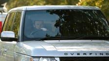 حرمان روني من قيادة السيارات عامين