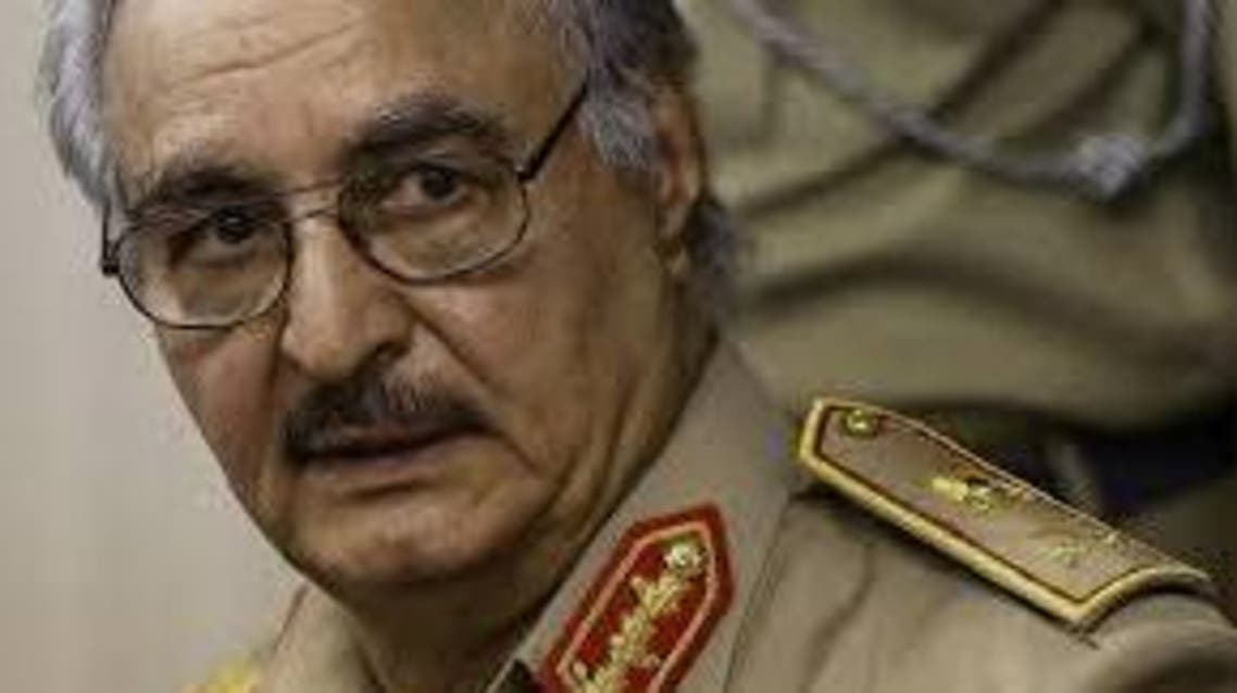 الجنرال خليفة حفتر