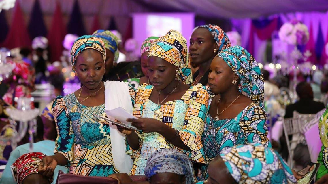 Reuters Chibok Girls