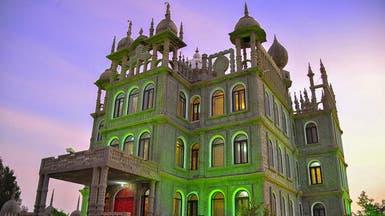 صور ساحرة لفن العمارة بمحافظة النماص السعودية