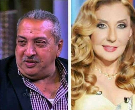 نادية الجندي و نادر عماد حمدي