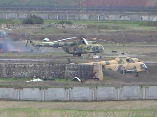 سوريا.. فتح مطار دير الزور العسكري بعد طرد داعش