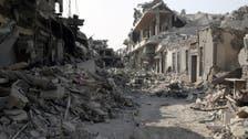 الرقہ داعش کے وجود سے مکمل طور پرپاک ہونے کے قریب