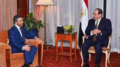 عبد الله بن زايد: المرحلة تتطلب تعزيز التضامن العربي