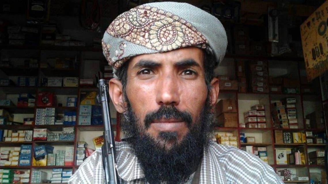 أمير تنظيم القاعدة في الوضيع بمحافظة أبين جنوب اليمن