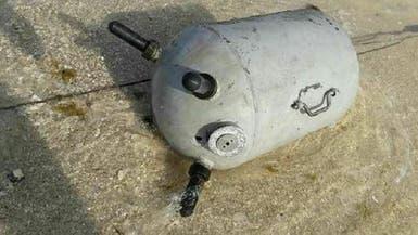 صور.. إزالة ألغام بحرية زرعها الحوثيون قبالة سواحل ميدي