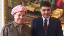 Saudi minister praises Barzani's 'wisdom' amid tensions over Kurdish referendum