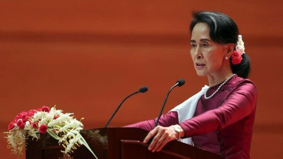 آنگ سان سوچی سرانجام سکوتش را شکست