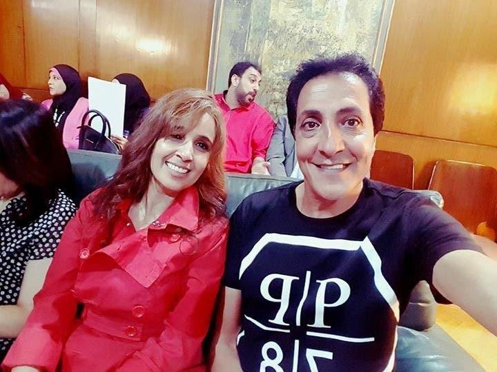 حنان وإبراهيم عبد القادر
