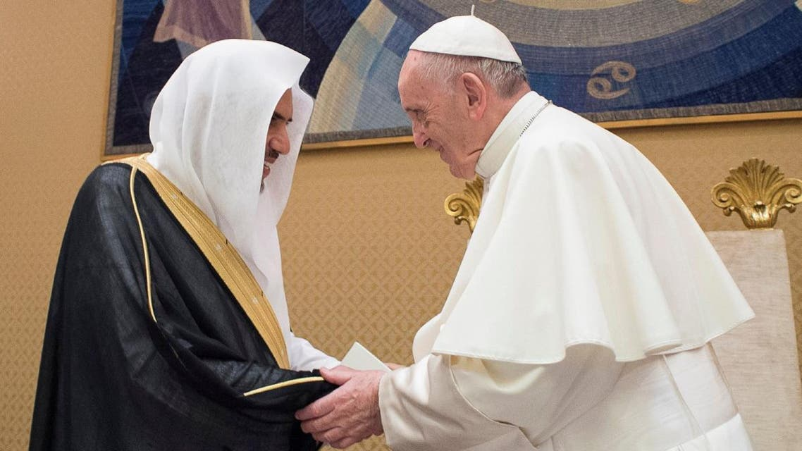 Pope Francis, Muslim World League Secretary discuss interfaith coexistence