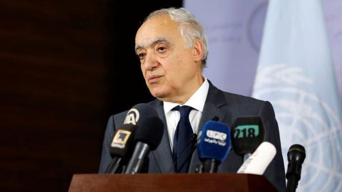 مبعوث الأمم المتحدة لليبيا غسان سلامة 3