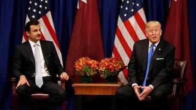 ترمب: لم أحذّر السعودية من التحرك عسكرياً ضد قطر