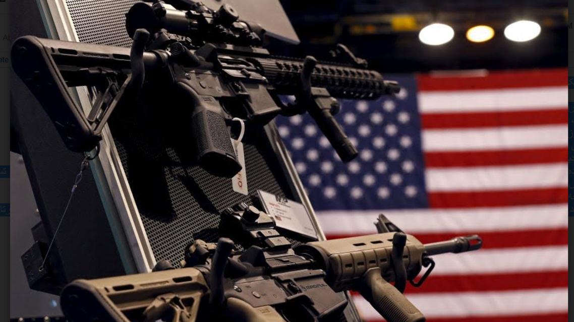 صادرات سلاحهای سبک آمریکایی آزاد میشود