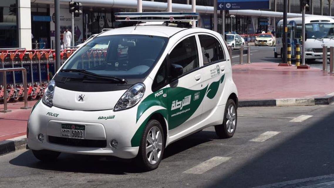 سيارات ذكية في مطارات دبي