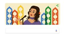 Google honors legendary Pakistani singer Noor Jehan on 92nd birthday