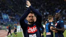 Napoli striker Mertens finds his ideal role at 30