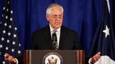 ہمارا مقصد ایران میں نظام کی تبدیلی ہے: ٹیلرسن