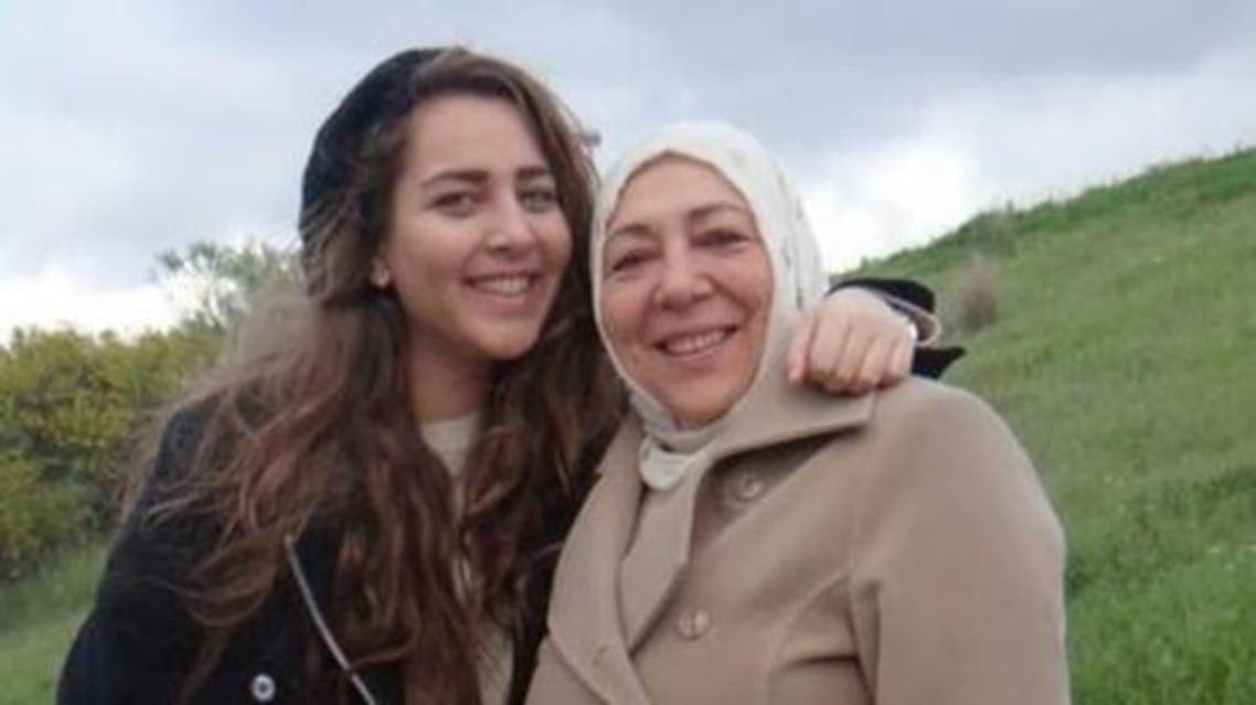 Orouba Barakat and her daughter Hala were stabbed to death in Istanbul. (Al Arabiya)