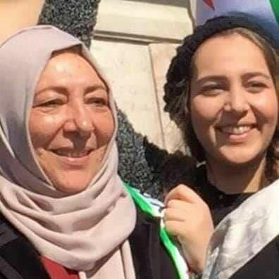 Orouba was a Syrian activist who opposes the Assad regime. (Al Arabiya)