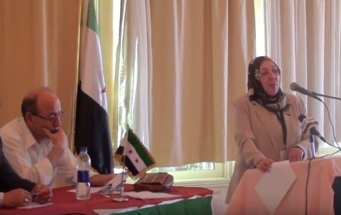 بركات في البيان الختامي للمؤتمر التأسيسي للتيار الشعبي الحر عام 2012