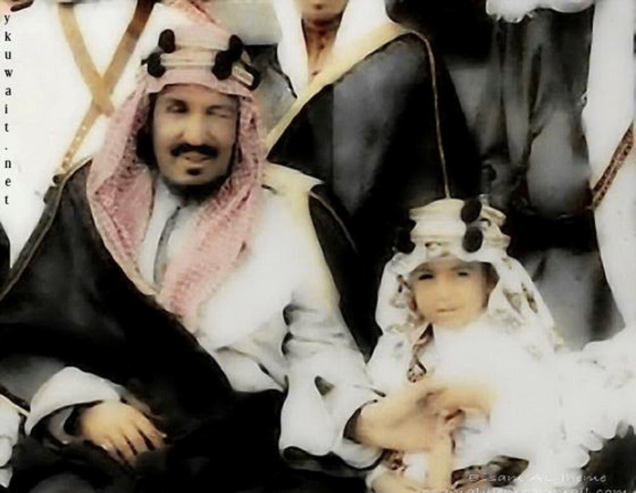 King Abdulaziz supplied