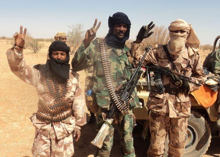 عناصر مسلحة جنوب ليبيا