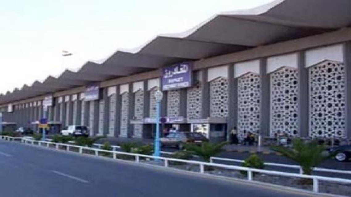 فرودگاه دمشق