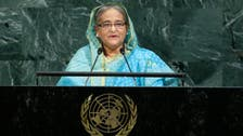 At UN, Bangladesh PM urges 'safe zones' for Myanmar's Rohingya