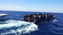 تونس.. البحرية تنقذ 78 مهاجرا في قارب متهالك