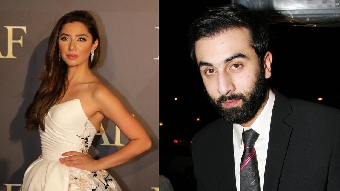 Ranbir Kapoor and Mahira Khan are both successful actors in India and Pakistan respectively. (Social media)