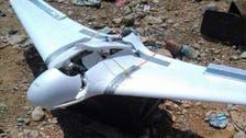 خلال أسبوع.. إسقاط طائرة حوثية إيرانية بالحديدة اليمنية