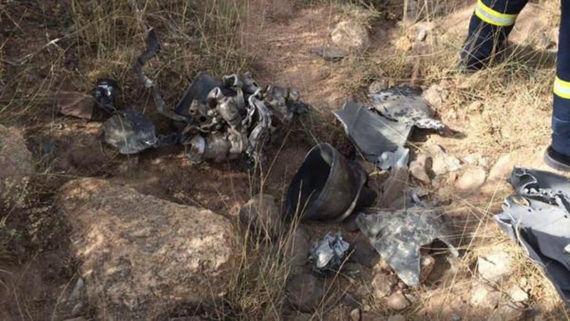 ballistic missile yemen
