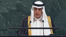 قطر الریاض سمجھوتے میں کیے گئے وعدے ایفاء کرے : سعودی وزیر خارجہ
