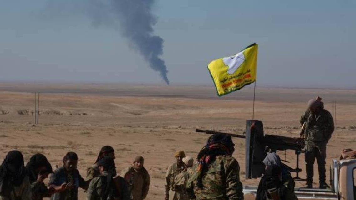 سوريا الديمقراطية تسيطر على حقل غاز في دير الزور