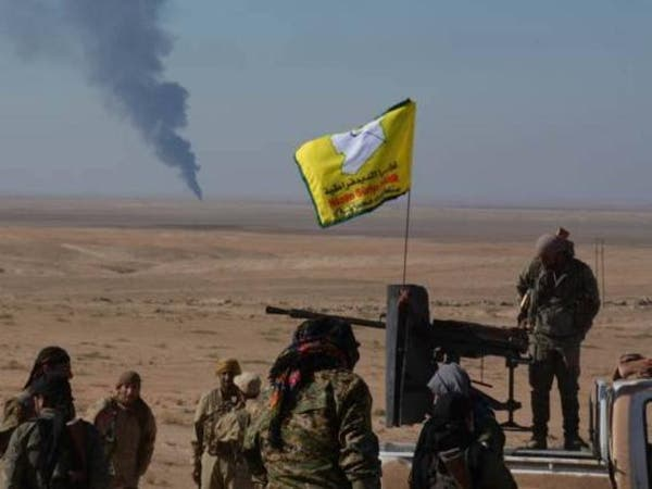 داعش يخسر آخر معاقله بريف دير الزور الغربي