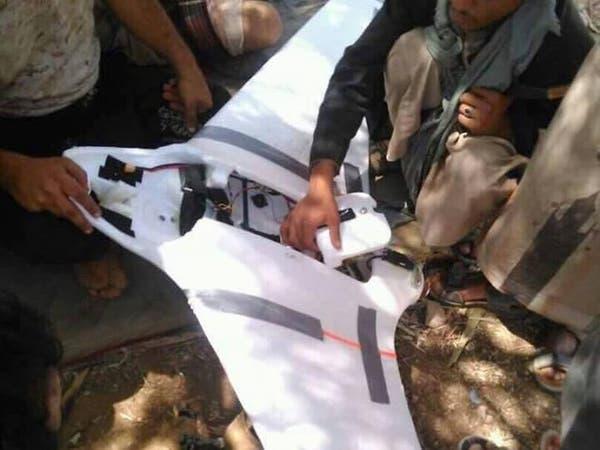 اليمن.. إسقاط طائرة تجسس حوثية في الجوف