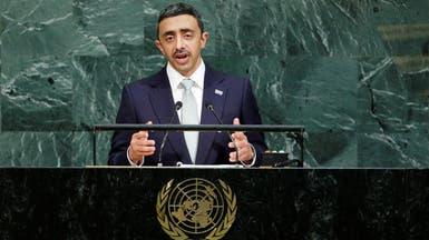 الإمارات: الدول الأربع تحركت لوقف دعم قطر للإرهاب