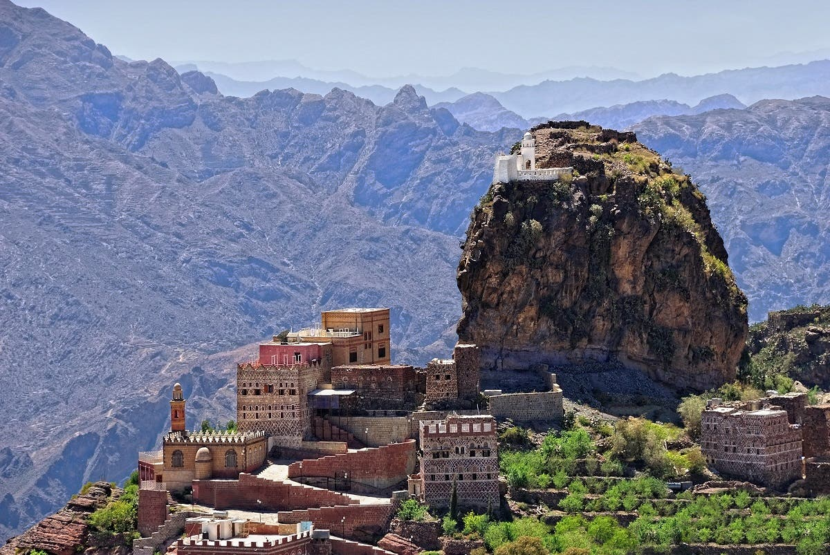 In Yemen's scenic Hutaib village, an Indian connection dates back centuries