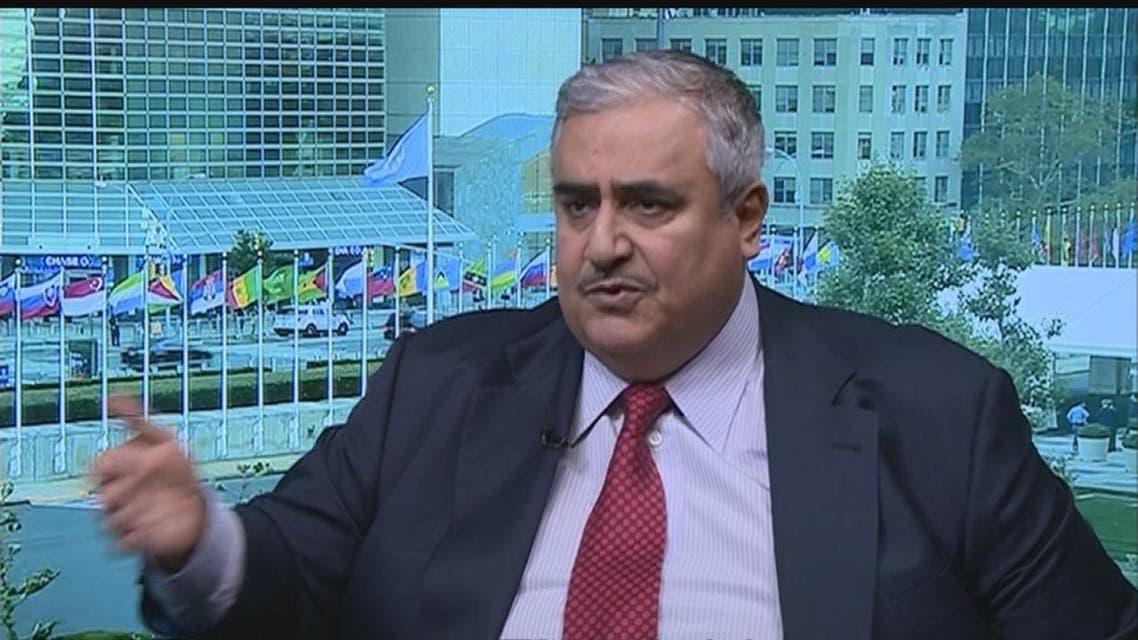 THUMBNAIL_ وزير خارجية البحرين: العلاقة بين قطر وإيران قائمة منذ زمن