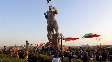 الأحزاب الكردية الرئيسية تتمسك بإجراء الاستفتاء غداً