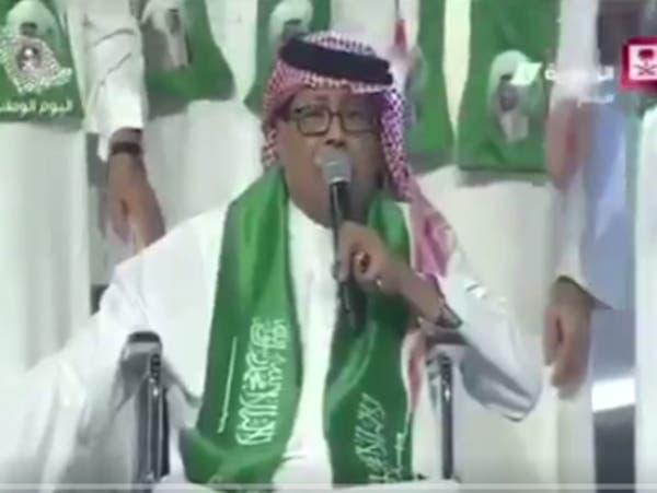 شاهد أبوبكر سالم يتغلب على المرض ويغني: يا بلادي واصلي
