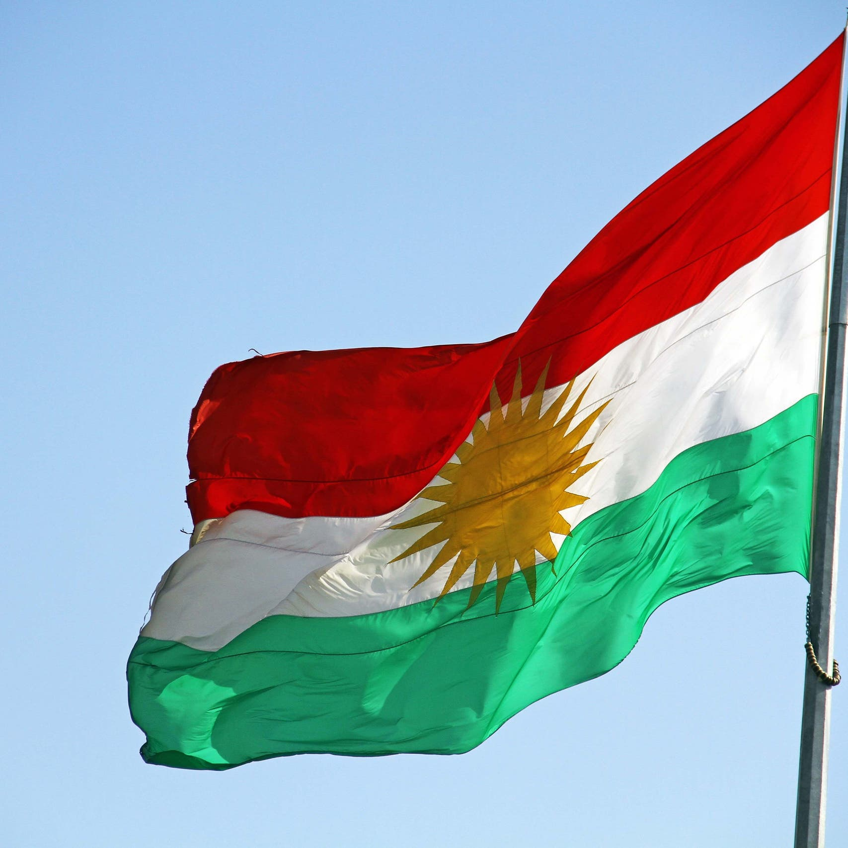 حكومة إقليم كردستان العراق تنال الثقة وتؤدي اليمين