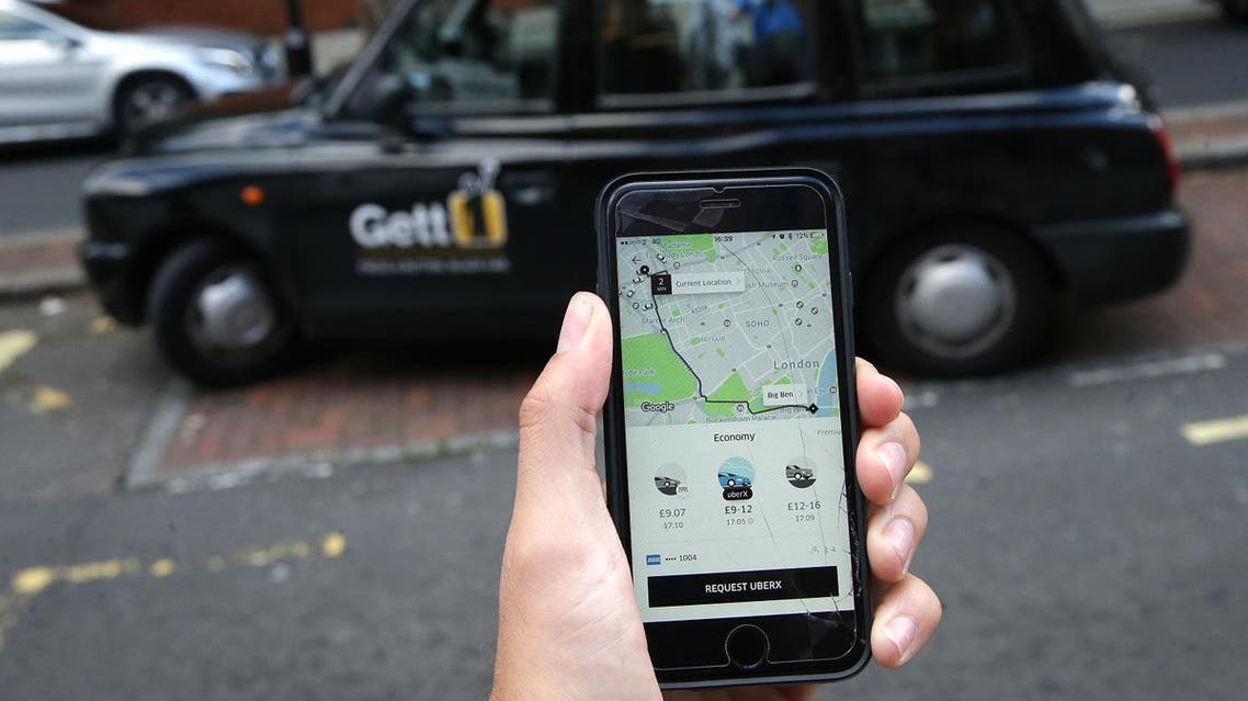 London transport authorities announced they would not renew Uber's licence to operate in the city. (AFP)