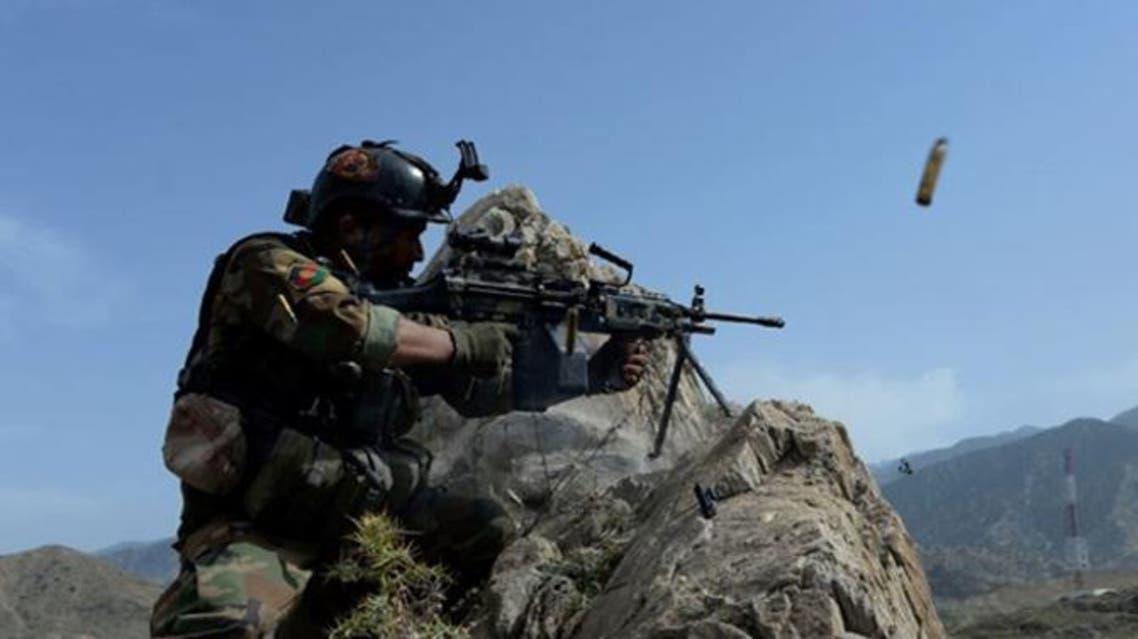 15 طالب در لوگر افغانستان کشته شدن