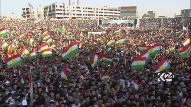 توالي ردود الفعل الدولية حول استفتاء كردستان