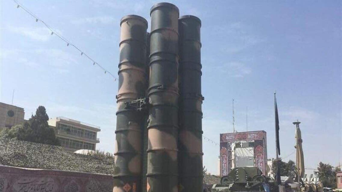 إيران تستعرض إس 300 للمرة الأولى 24 سبتمبر 2017