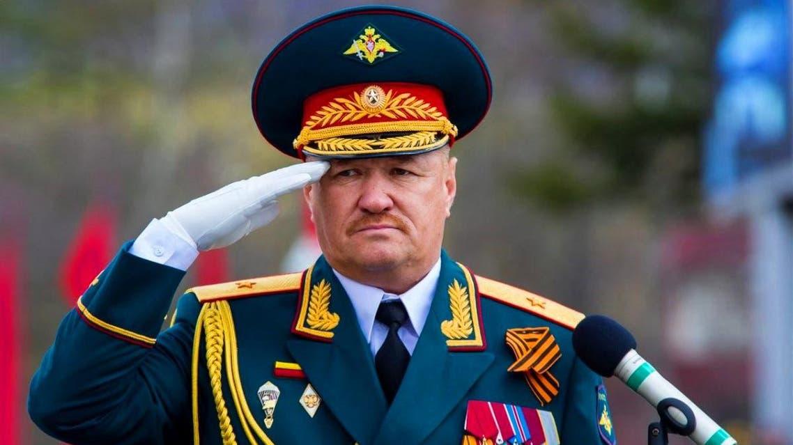 الجنرال فاليري اسابوف