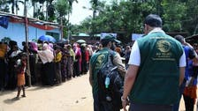Team from King Salman Relief Center visit Rohingya refugees in Bangladesh